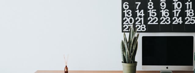 Calendrier marketing Juin 2020